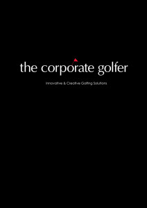 TheCorporateGolfer